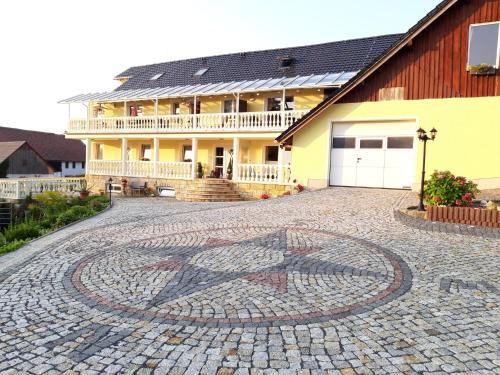 . Comfortable Apartment in Kirnitzschtal Saxony with Balcony