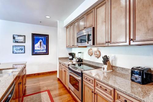 BlueSky Breckenridge - Apartment