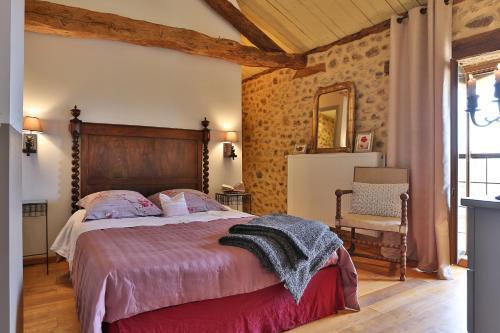 Fotos de quarto de Chambres d'Hôtes Léone Haute