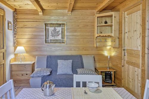 Appartement privatif type chalet cosy et calme - Hotel - Métabief - Mont d'Or