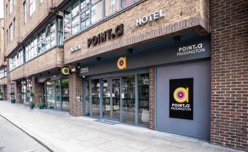 Point A Hotel London Paddington, London