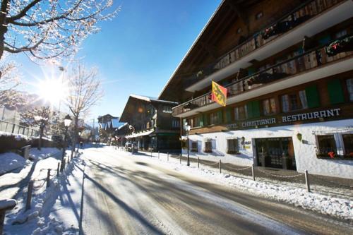 Hotel Christiania Gstaad Gstaad