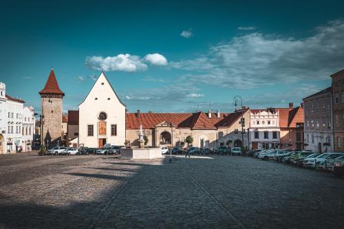 Renesanční vinařský dům v historickém centru Znojma