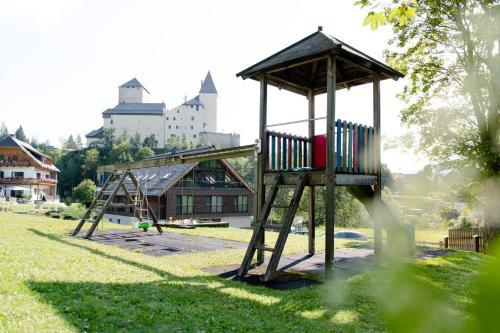 Residenz zur Hackenschmiede - Apartment - Mauterndorf