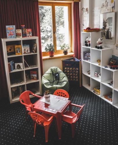 Hotel Grischuna - Bivio