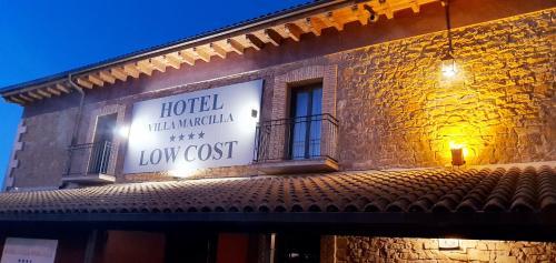 . HOTEL VILLA MARCILLA