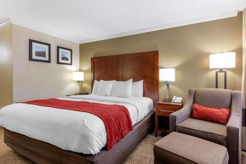 Comfort Inn Near Old Town Pasadena in Eagle Rock CA - Glendale, CA CA 90041