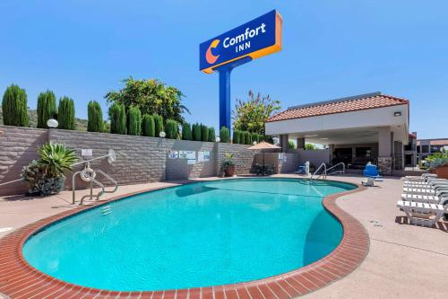 Comfort Inn Near Old Town Pasadena in Eagle Rock CA