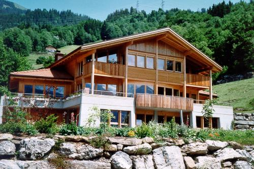 Ferienwohnung Leuweli - Apartment - Meiringen - Hasliberg