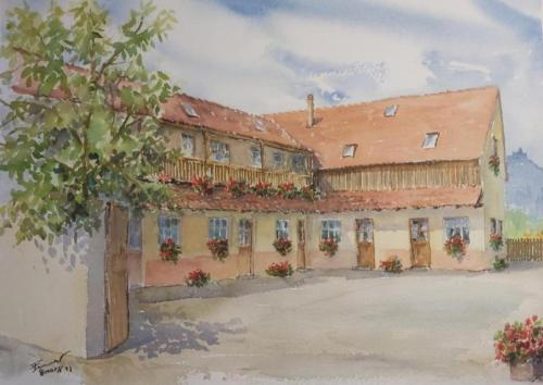 Accommodation in Beblenheim