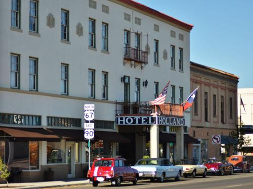 . The Holland Hotel