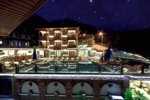 Akyaka Hotel Azmakhan tatil