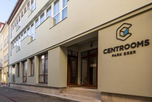 Centrooms Park Eger, Pension in Eger