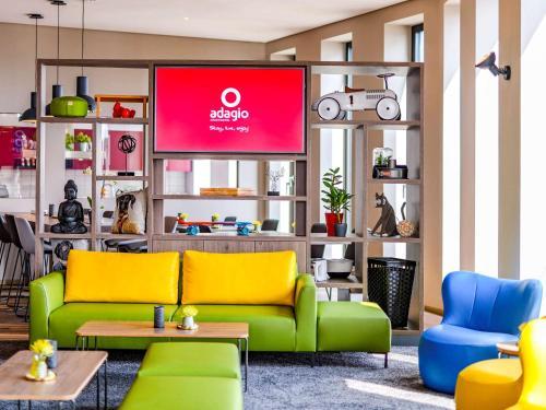 . Aparthotel Adagio Bremen