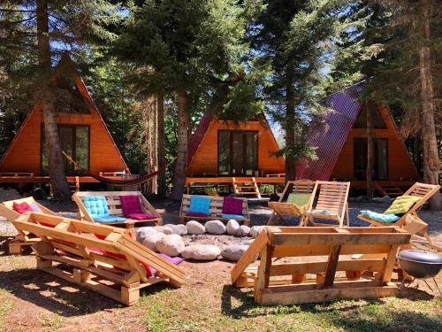 Bude Mestia cottages - Accommodation - Mestia