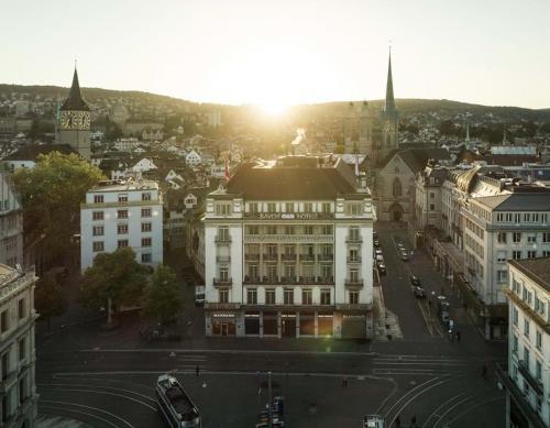 Savoy Baur en Ville - Hotel - Zürich