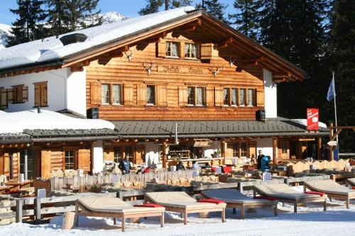 Erezsässhütte - Accommodation - Klosters