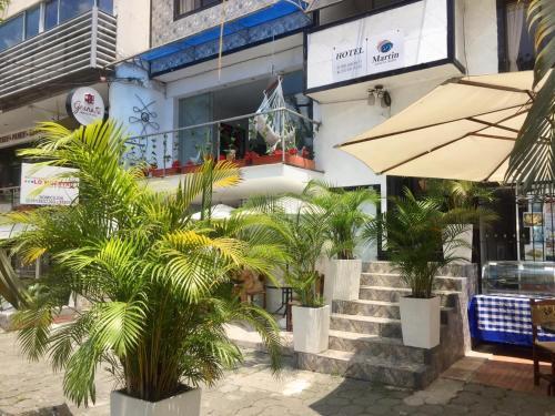 Hotel Martin Aparta Suite