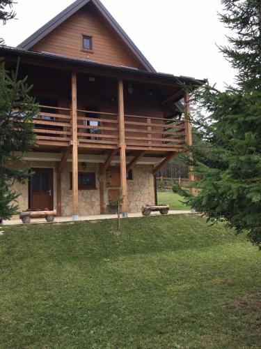 Apartmani Zlatibor-Planinska Kuća Zdravković - Dobroselica