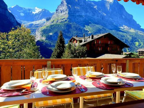 Eiger Face Grindelwald