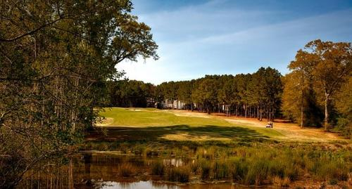 Villa Giani / Golfplatz Deutenhof