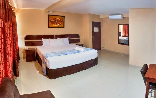. Hotel America Pucallpa