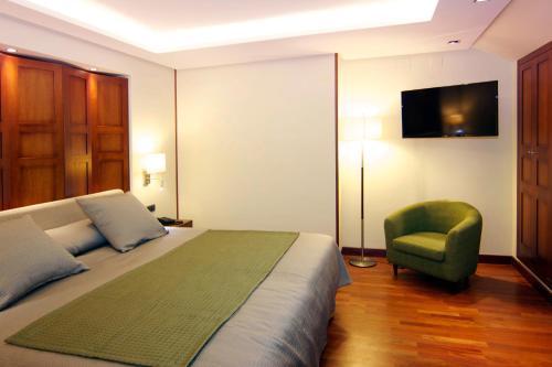 Suite Ático Casa Consistorial 5
