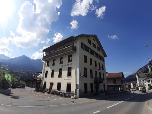 Hotel Post Cunter Biancardi - Savognin
