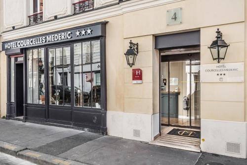 Courcelles Médéric - Hôtel - Paris