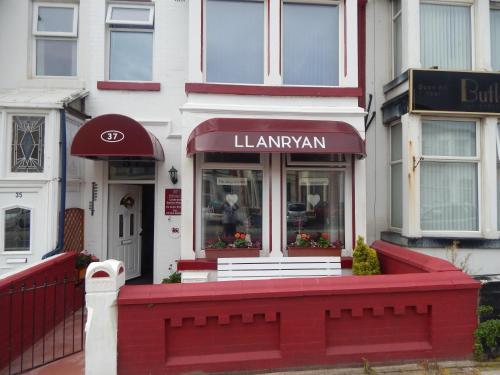 Llanryan Guest House, Blackpool