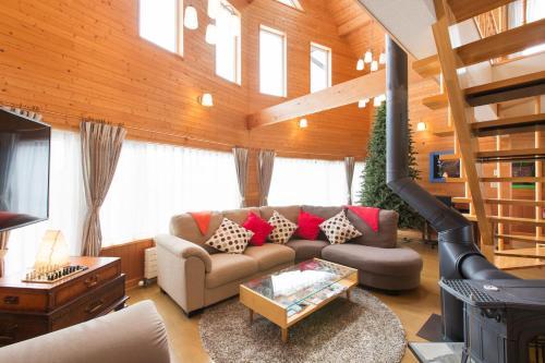Lodge Tony 3Bdrm Chalet Hirafu