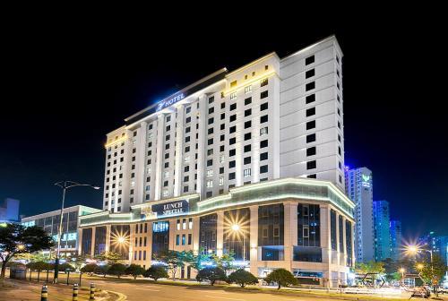 . H Hotel Sejong City