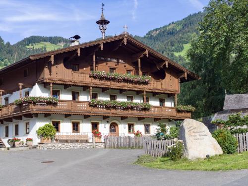 Biobauernhof Vordermühltal - Hotel - Itter
