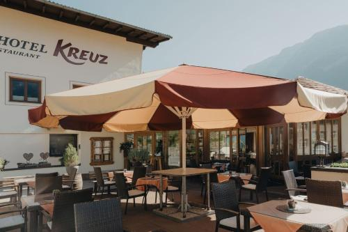 Hotel Kreuz - Pfunds