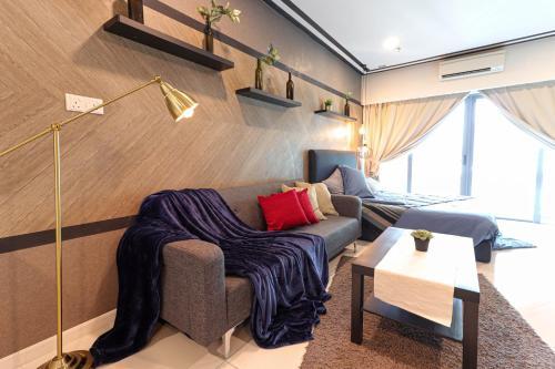 Chocolato Summer Suites NETFLIX HIGH SPEED WIFI, Kuala Lumpur