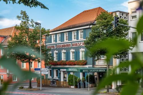 . Hotel Goldener Hirsch