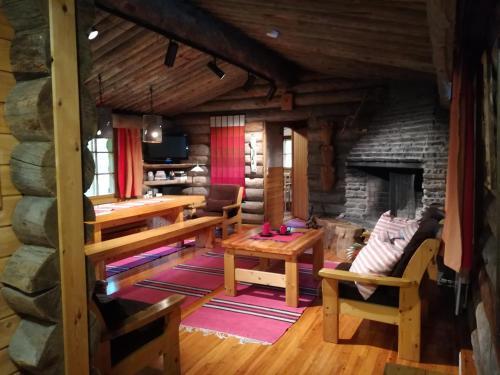 Chalet Tunturipöllö - Accommodation - Luosto