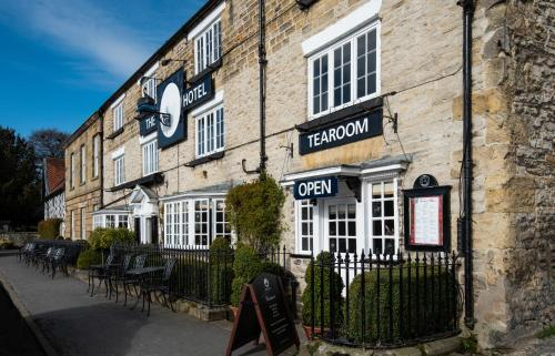 . The Black Swan at Helmsley
