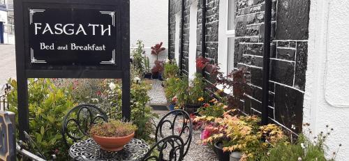 Fasgath B&B - Accommodation - Kyle of Lochalsh