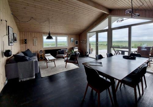 Hilltop Cabin Hekla - Golden Circle, Mountain View - Photo 1 of 28