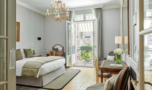 Hôtel Lancaster Paris Champs-Elysées - Hôtel - Paris