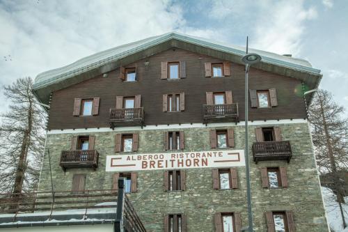 Hotel Breithorn - Breuil-Cervinia