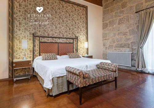 Eurostars Monumento Monasterio de San Clodio Hotel & Spa