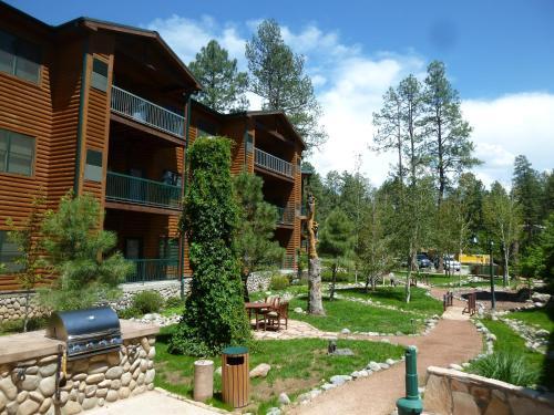 Ruidoso River Resort Condos - Hotel - Ruidoso