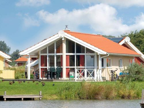 . Three-Bedroom Holiday home in Otterndorf 8