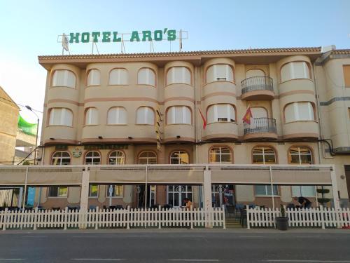 . Hotel Aro'S