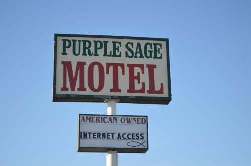 Фото отеля Purple Sage Motel