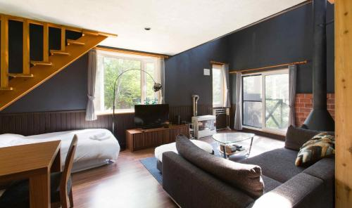 Moiwa 2Bdrm with Private Onsen - Chalet - Niseko