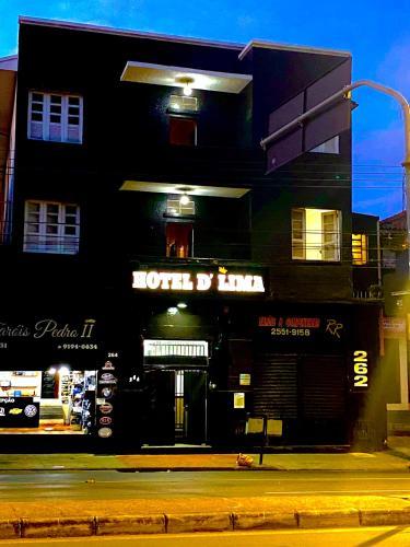 Hotel d lima