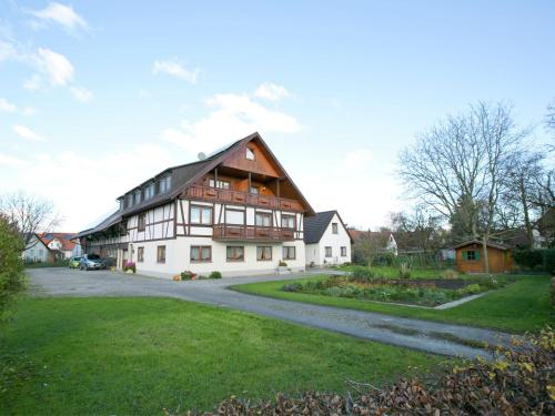 . Spacious Apartment in Ahausen with Balcony